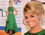Beth Behrs In Alice + Olivia - 2014 CFDA Fashion Awards