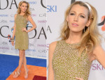 Blake Lively In Michael Kors  - 2014 CFDA Fashion Awards