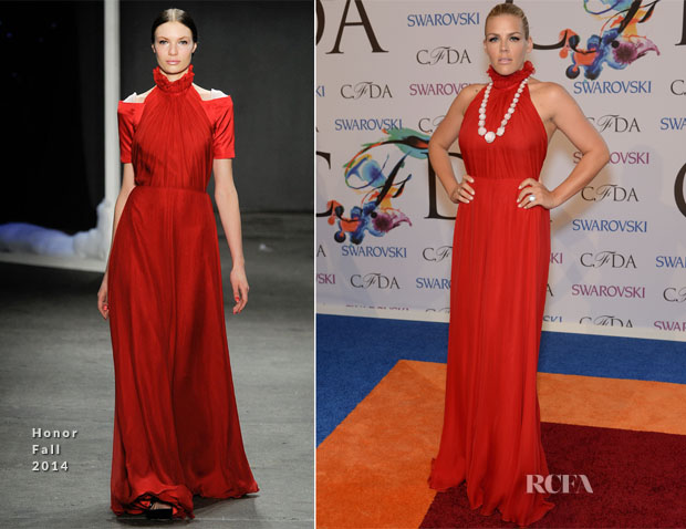 Busy Philipps In Honor - 2014 CFDA Fashion Awards