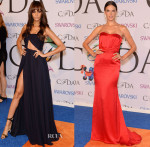 2014 CFDA Fashion Awards Models Roundup
