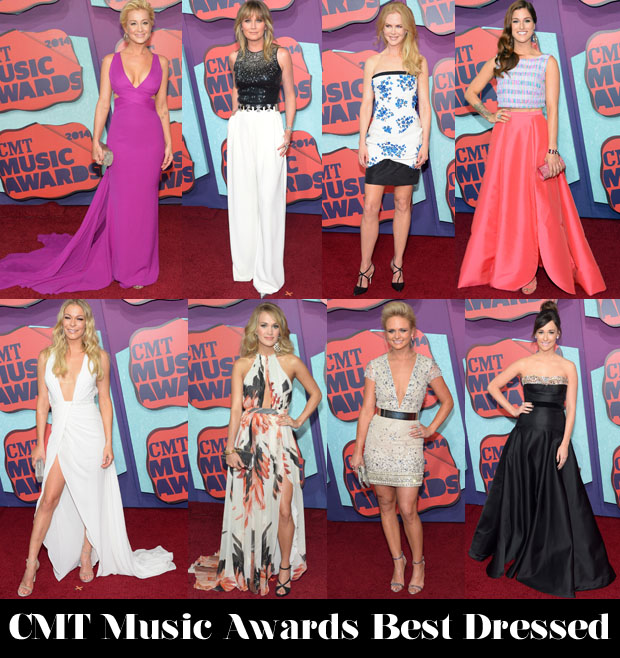 CMT Awards Best Dressed