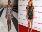 Cat Deeley In Matthew Williamson - Glamour Women Of The Year Awards