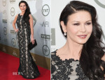 Catherine Zeta Jones In Alice + Olivia - AFI Life Achievement Award: A Tribute To Jane Fonda