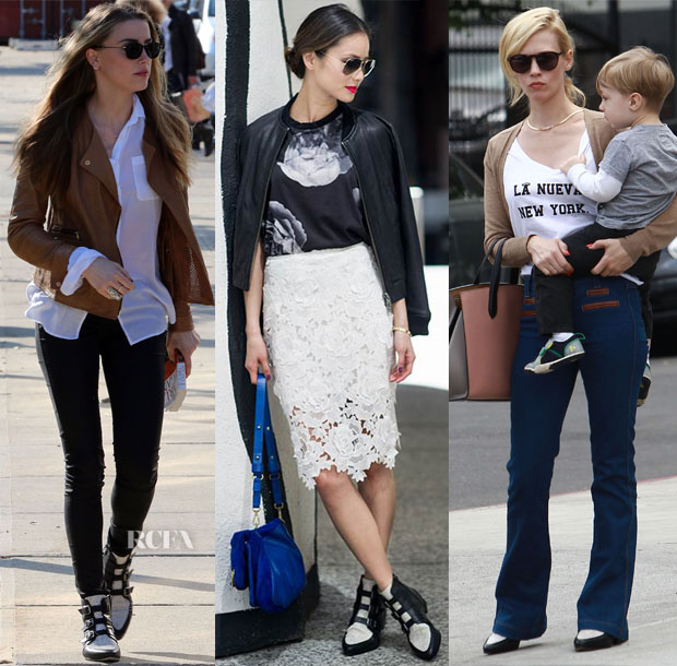Celebrities Love Jimmy Choo 'Marlin' Boots