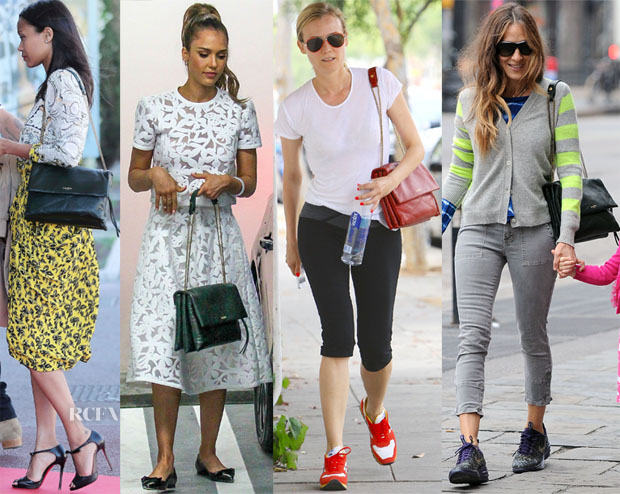 Celebrities Love The Lanvin 'Sugar' Bag