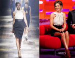 Cheryl Cole In Lanvin - The Graham Norton Show