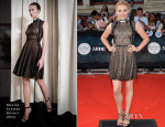 Chloe Grace Moretz In Marios Schwab - 2014 MuchMusic Video Awards