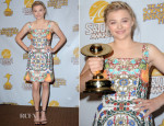 Chloe Moretz In Dolce & Gabbana - 40th Annual Saturn Awards