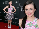 Claudia Levy In Mary Katrantzou  -  'The Rover' LA Premiere