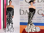 Coco Rocha In Christian Siriano - 2014 CFDA Fashion Awards