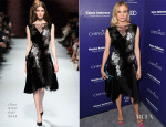 Diane Kruger In Nina Ricci - Chrysalis Butterfly Ball
