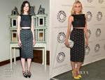 Diane Kruger In Roland Mouret  - Paley Center For Media Presents FX's 'The Bridge'
