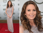 Diane Lane In Jenny Packham - AFI Life Achievement Award: A Tribute To Jane Fonda