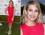 Emma Roberts In Dsquared² - 2014 Maui Film Festival
