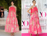 Eugenia Silva In Delpozo - Yo Dona Awards