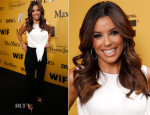 Eva Longoria In Max Mara - Women In Film 2014 Crystal + Lucy Awards