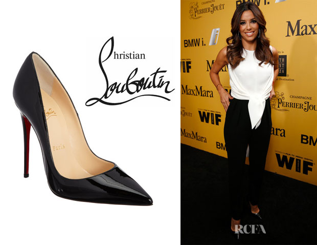 Eva Longoria's Christian Louboutin 'So Kate' Pumps