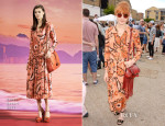 Florence Welch In Gucci - Vauxhall Art Car Boot Fair 2014