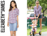 Gisele Bundchen's Elizabeth and James 'Carrine' Shirt