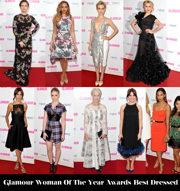 Glamour Woman Of The Years Awards Best Dressed3