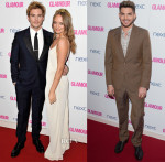 Glamour Women of the Year Awards Menswear Roundup