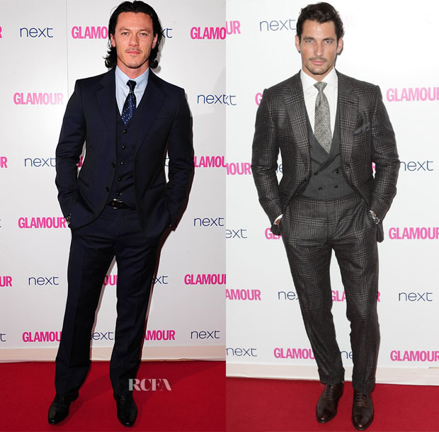 Glamour Women of the Year Awards Menswear Roundup2