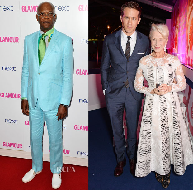 Glamour Women of the Year Awards Menswear Roundup3