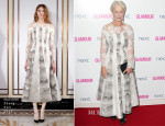 Helen Mirren In Huishan Zhang - Glamour Women of the Year Awards