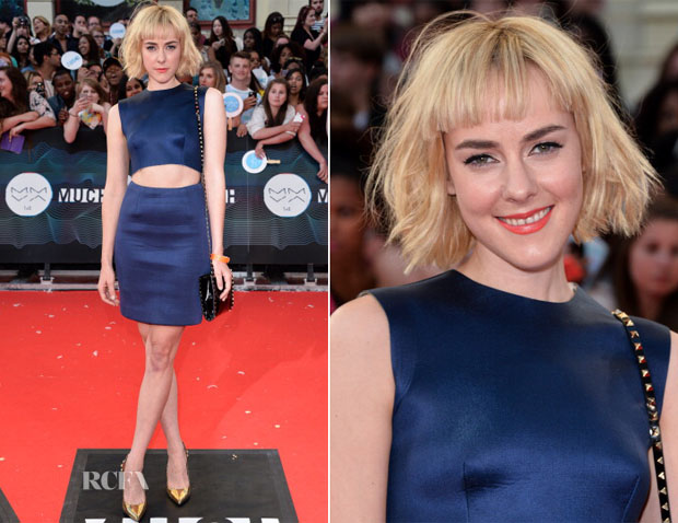 Jena Malone In Paper London - 2014 MuchMusic Video Awards