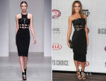 Jessica Alba In David Koma - Spike TV's 'Guys Choice 2014'