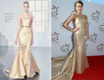 Jessica Alba In Romona Keveza - Magnum Golden Butterfly Awards