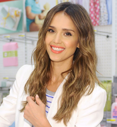 Jessica Alba And Christopher Gavigan Celebrate The Launch Of The Honest Company At Target