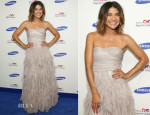 Jessica Szohr In Lie Sang Bong - Samsung Hope For Children Gala