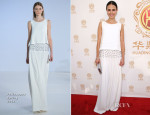 Jordana Brewster In Philosophy - 2014 Huading Film Awards