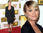 Kaley Cuoco In Amen - 2014 Critics' Choice Television Awards