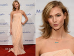 Karlie Kloss In Donna Karan Atelier - Make-A-Wish Metro New York Annual Gala
