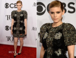 Kate Mara In Dolce & Gabbana - 2014 Tony Awards