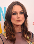 Get The Look: Keira Knightley's  'Begin Again' New York Premiere Soft Glamorous Waves