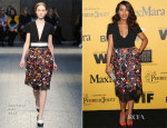 Kerry Washington In Sportmax - Women In Film 2014 Crystal + Lucy Awards