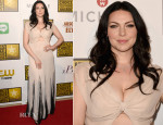 Laura Prepon In Alice + Olivia - 2014 Critics' Choice Television Awards