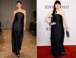 Lena Hall In Zac Posen - 2014 Tony Awards