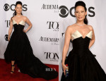 Lucy Liu In Vivienne Westwood - 2014 Tony Awards
