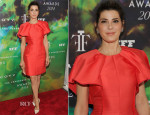 Marisa Tomei In Giambattista Valli - 2014 Fragrance Foundation Awards