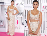 Megan Montaner In Dolce & Gabbana - Yo Dona Awards