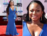 Naturi Naughton In Michael Costello - 2014 BET Awards
