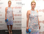 Nicky Hilton In Nina Ricci - 'Yves Saint Laurent' New York Premiere
