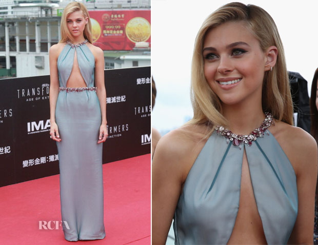 Nicola Peltz In Prada - 'Transformers Age of Extinction' World Premiere