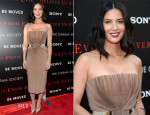 Olivia Munn In Vionnet - 'Deliver Us From Evil' New York Screening