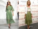 Olivia Palermo In Tibi - 'Yves Saint Laurent' New York Premiere