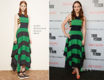 Olivia Wilde In Stella McCartney - 'Third Person' New York Screening